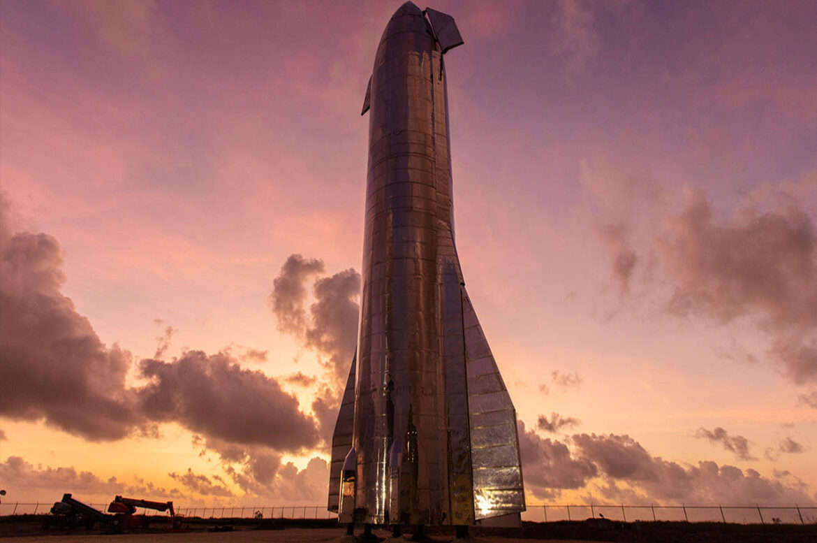 Successfully Lands for the First: Time SpaceX's Starship Prototype Rocket